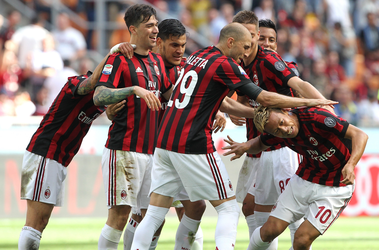 Кэйсуке Хонда забивает за «Милан»