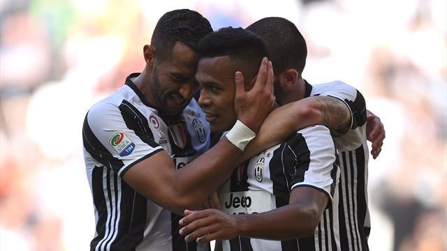 """Il derby restituisce alla Juventus il """"suo"""" Alex Sandro"""