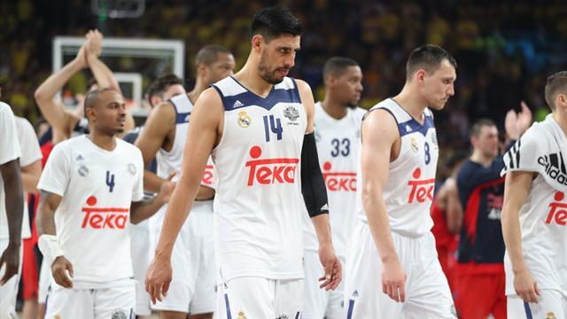 Euroliga Final Four 2017, Real Madrid-CSKA: Adiós sin el corazón (70-94)
