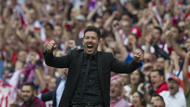 L'Atlético peut se frotter les mains : Simeone a prolongé jusqu'en 2020