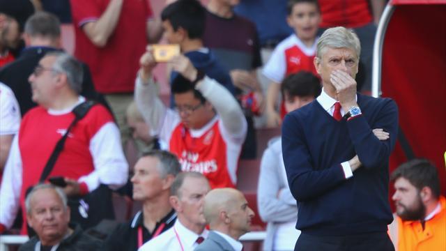 Wenger : »Psychologiquement, l'environnement pour les joueurs a été effroyable»
