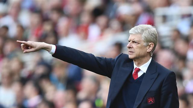 Wenger : «C'est toujours facile en amour… Je m'identifie à ce club»