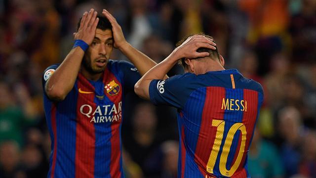 L'incroyable raté de Lionel Messi (VIDEO)