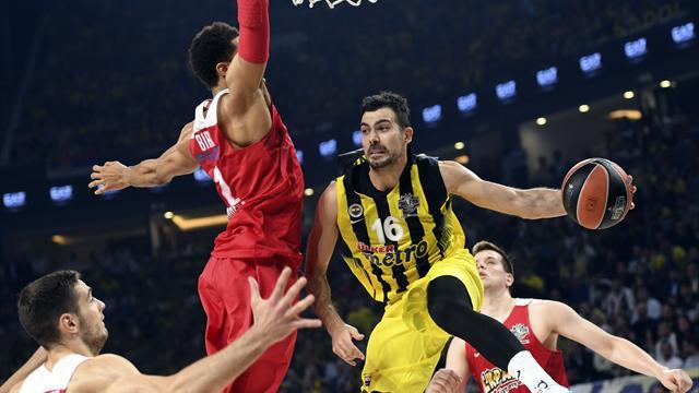Fenerbahce erklimmt den EuroLeague-Thron