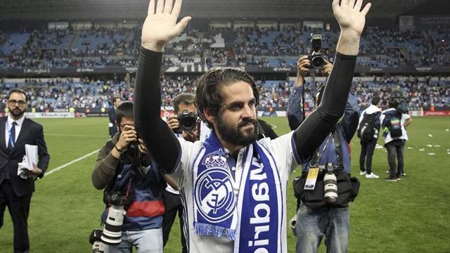 Real Madrid campeón de la Liga Española