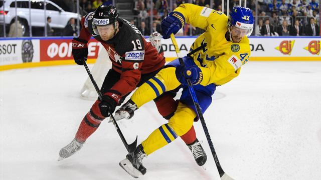 Швеция обыграла Канаду по буллитам и стала чемпионом мира