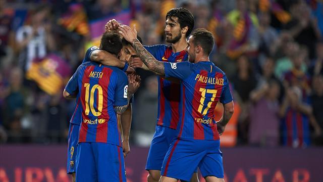 D nde televisan el barcelona hoy contra el ibar la liga for Televisan el madrid hoy