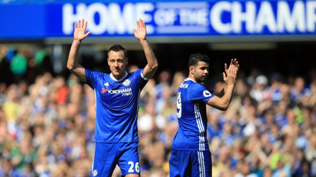 John Terry's orchestrated Stamford Bridge send-off strikes a bum note with some