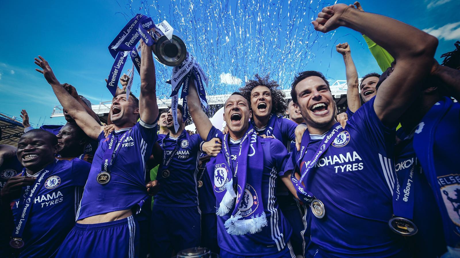 Chelsea Premier League 2017-18 season fixtures: Champions ...