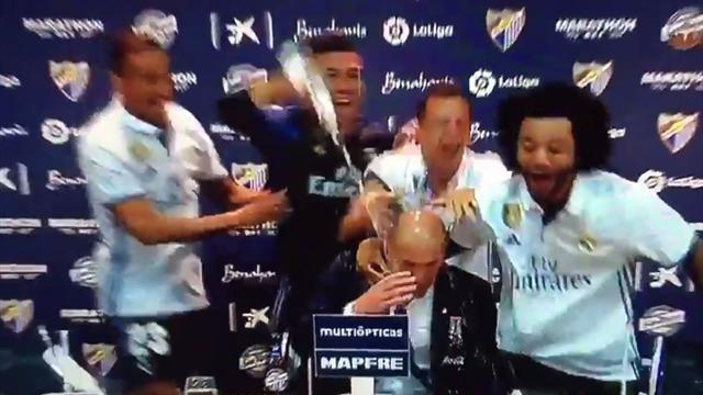 «Реал» вернул себе титул чемпиона Испании пофутболу