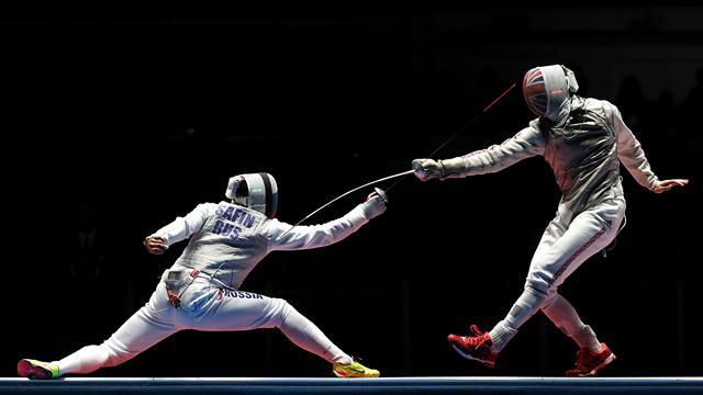 Batini and Kruse win gold in foil at Shanghai FIE Grand Prix