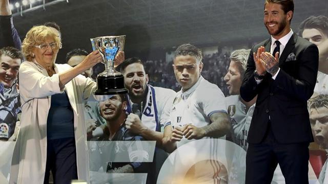 El Real Madrid está