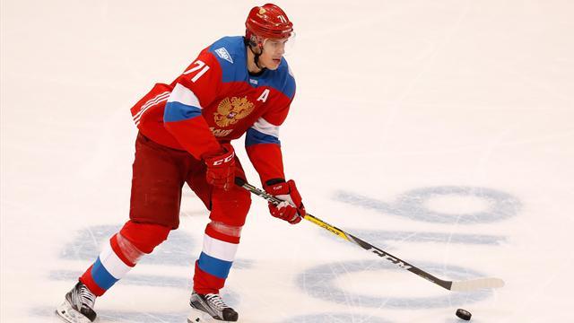 Малкин: «Пусть Знарок и Витолиньш чаще прилетают за океан, смотрят, как играют в НХЛ»