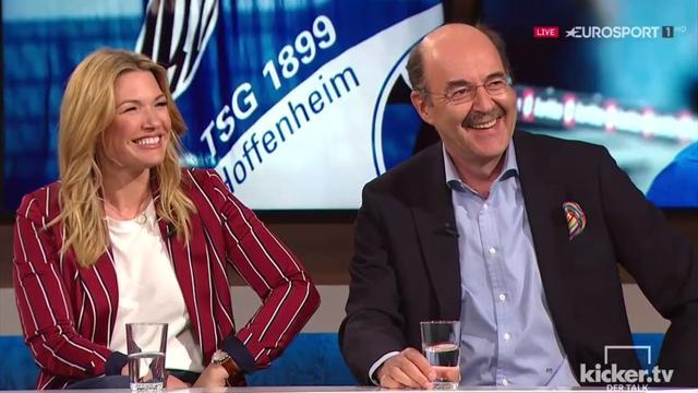 """Thurn und Taxis scherzt mit Kastrop: """"Nagelsmann könnte dein Sohn sein"""""""