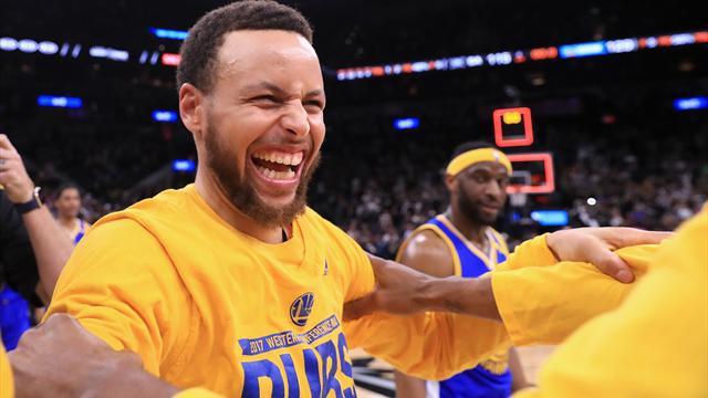 201 millions sur 5 ans : Curry devient le joueur le mieux payé de l'histoire de la NBA