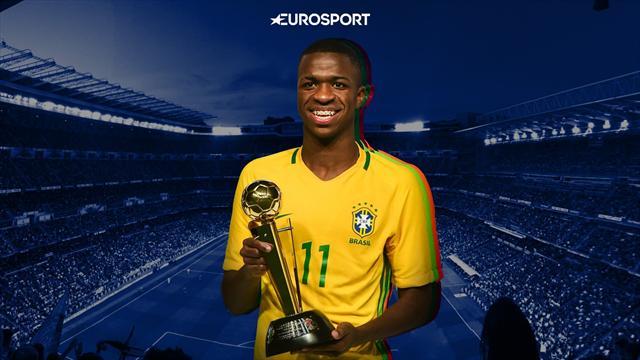 «Фламенго», дитя заката. 16-летний бразилец, который соблазнил «Реал» на 45 миллионов