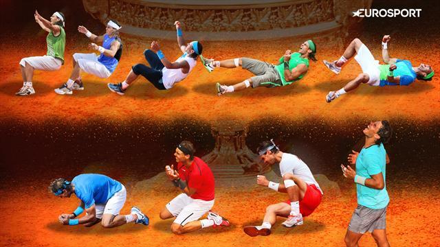 Quiz : Connaissez-vous bien Nadal… à Roland-Garros ?
