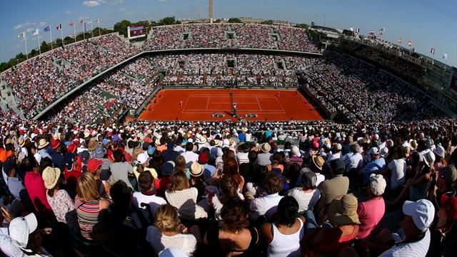 Avec Eurosport Player, ne ratez rien de Roland-Garros