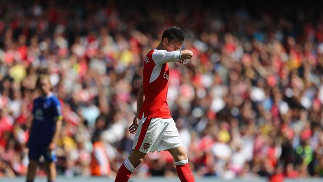 Koscielny to miss FA Cup final after appeal rejected