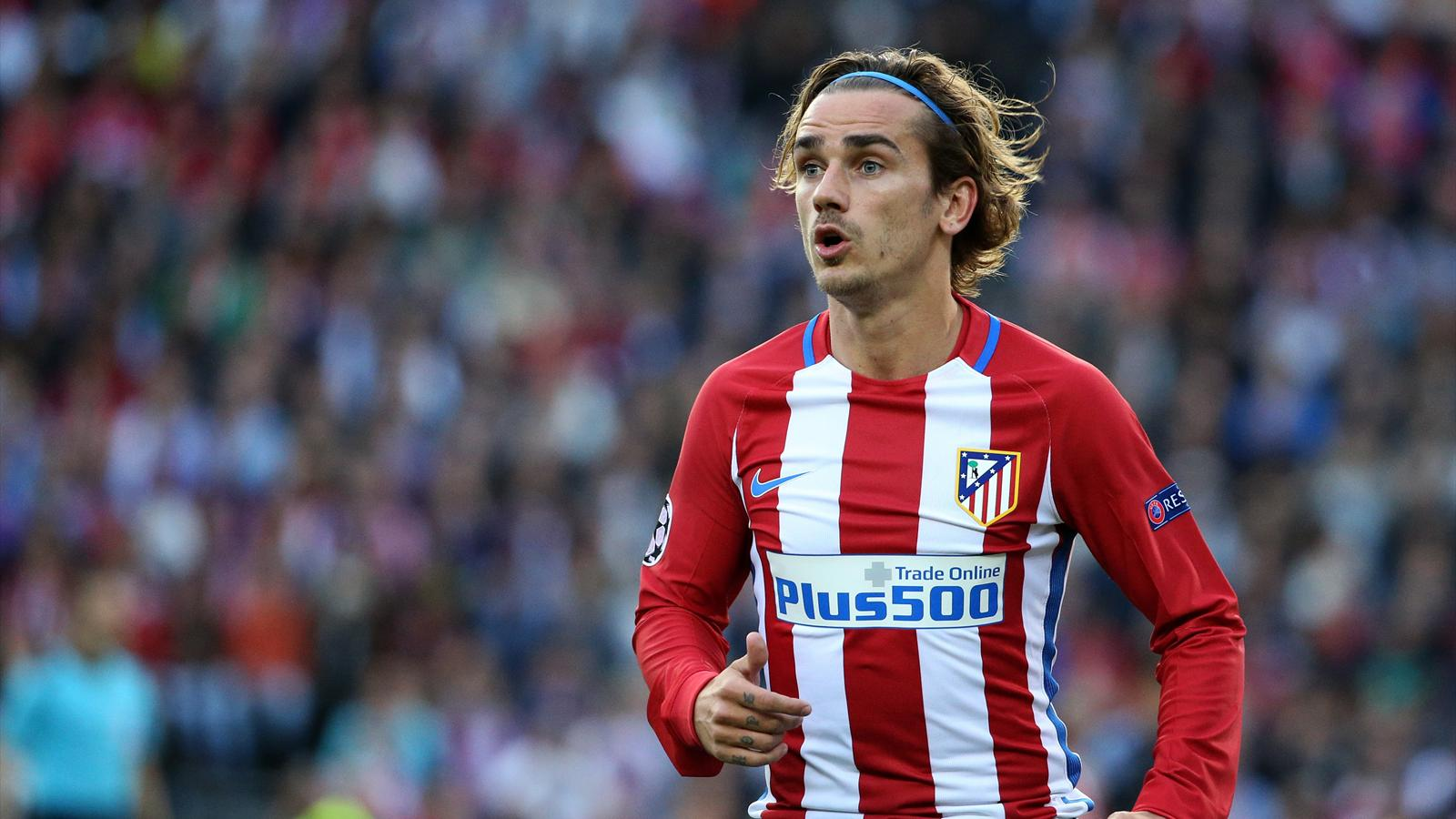 Antoine Griezmann Agrees New Atletico Madrid Contract