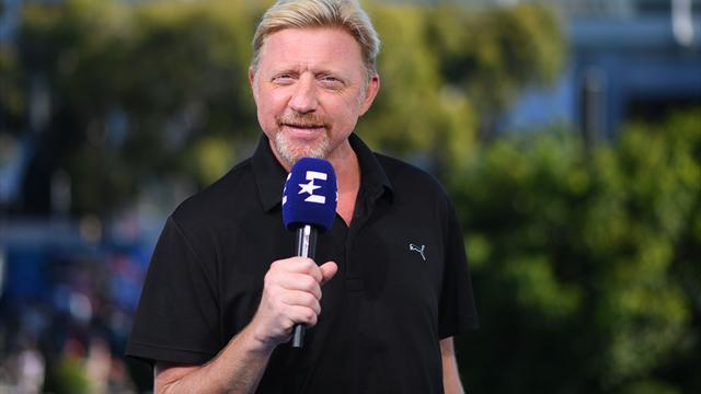 Die French Open live bei Eurosport mit Experte Boris Becker