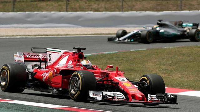 Sebastián Vettel ganó el Gran Premio de Mónaco de la Fórmula 1