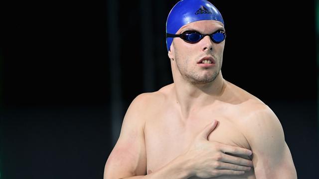 Chalmers impressionne sur 100m