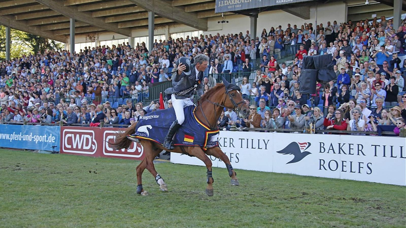 Hamburg: Longines Global Champions Tour Arrives in ...