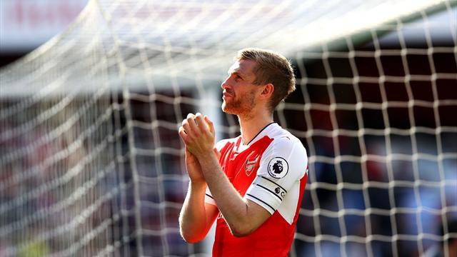 FA-Cup-Finale: Mertesacker ist Arsenals Hoffnungsträger