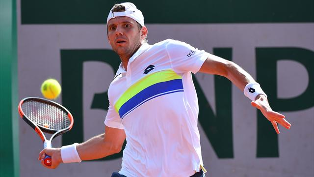 Mathieu hits out at French federation boss over wild card snub