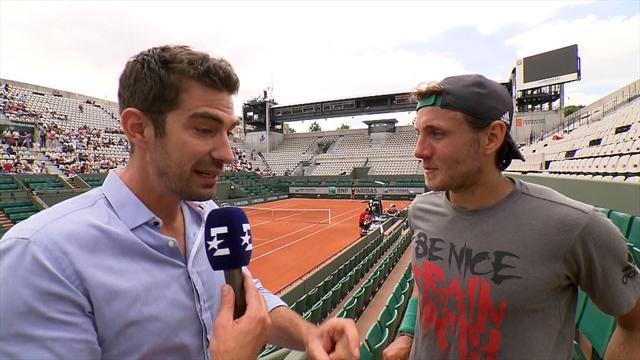 Roland-Garros: la Française Mladenovic au 3e tour et en progrès