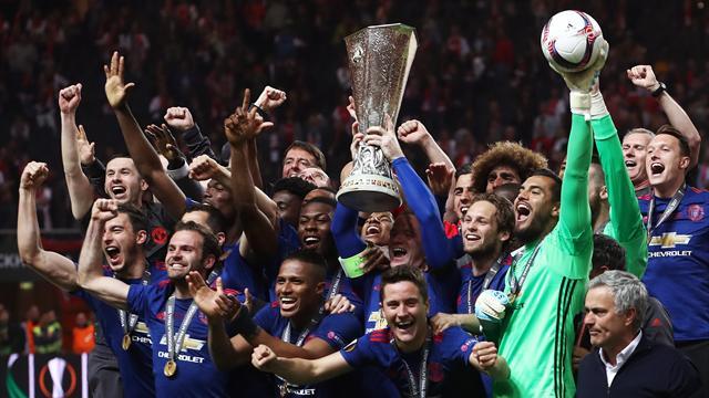 Final Europa League, Ajax-Manchester United: Lo que diga Mourinho (0-2)
