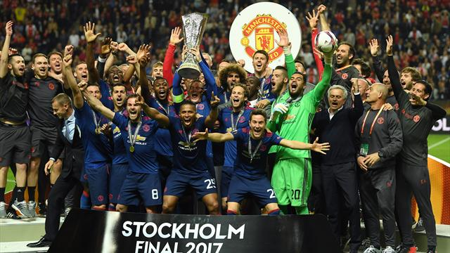 Pogba, Mkhitaryan lift United to emotional triumph