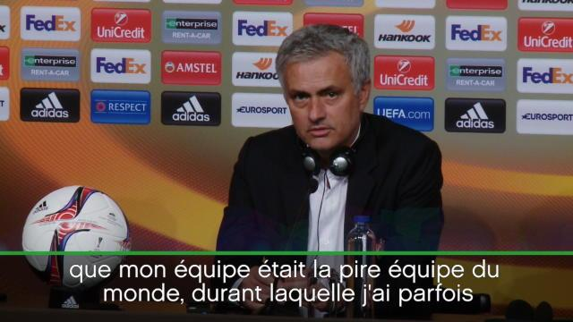 """""""J'ai parfois parfois eu l'impression d'être le pire coach du monde, mais on a gagné trois trophées"""""""