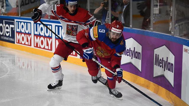 Защитник сборной Российской Федерации Виктор Антипин перешел вклуб НХЛ «Баффало»