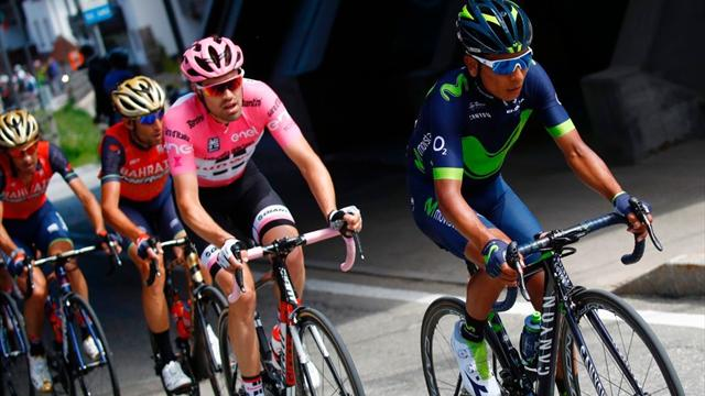 Giro 2017: Dumoulin da otro paso de gigante