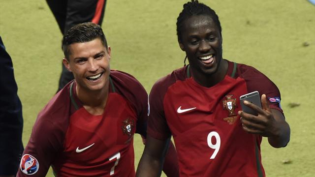 Remake de l'Euro 2016 : Eder entre en jeu, marque… et offre le titre de champion à Moscou