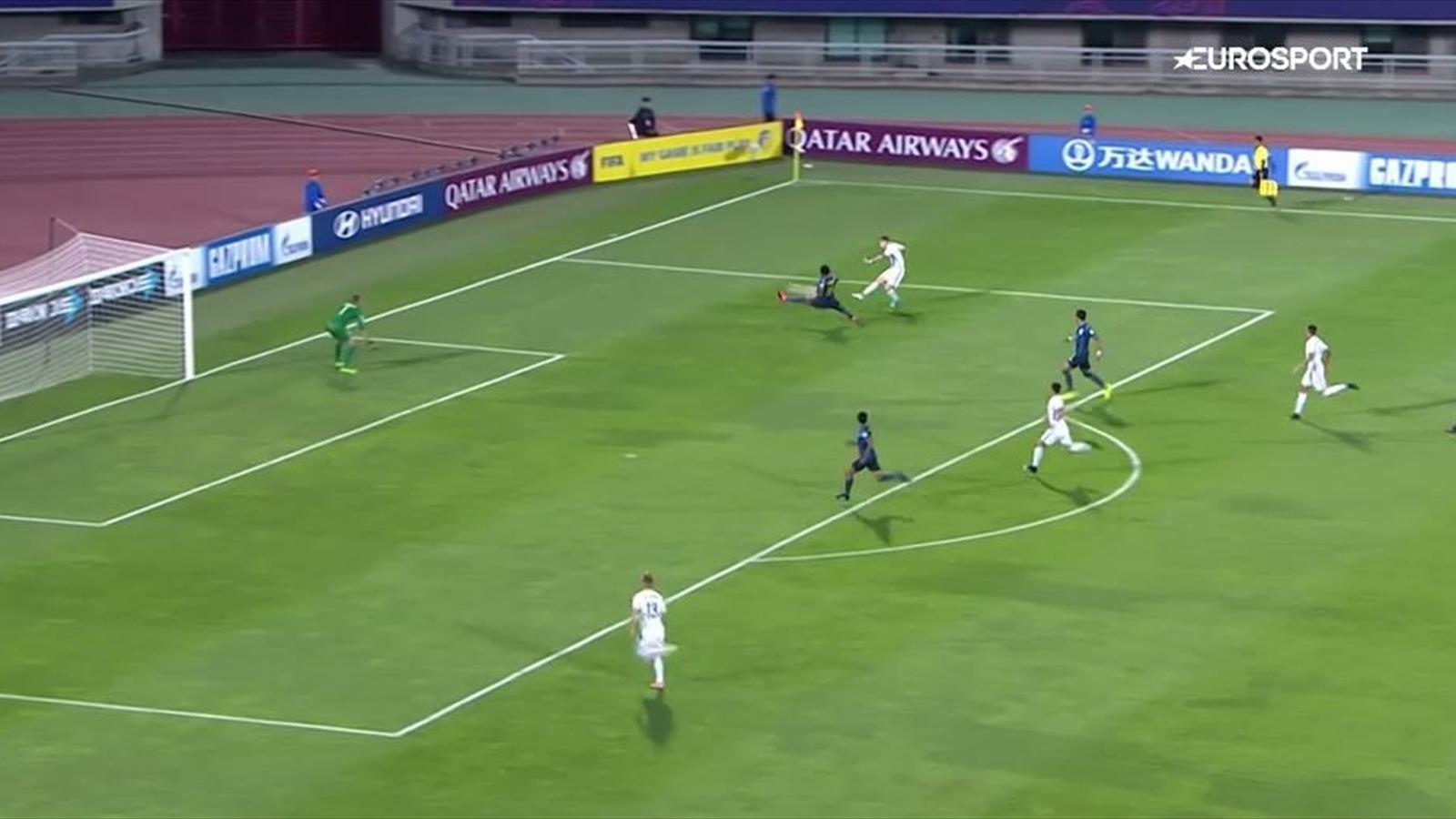 Video Highlights U20 Wm Neuseeland Honduras Spitzer Winkel Ihm