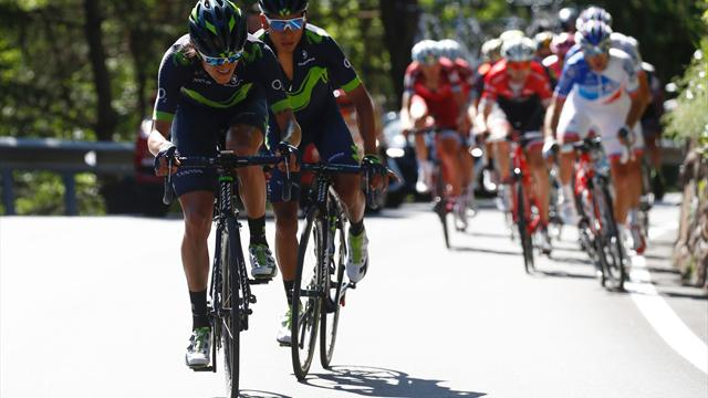 Movistar anuncia preselección de 12 corredores para La Vuelta