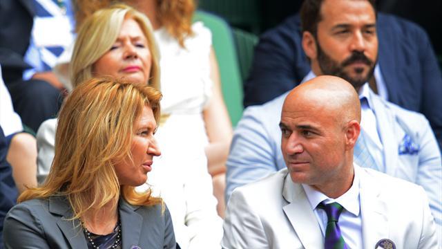 Agassi avait dit non, mais Graf l'a convaincu d'entraîner Djokovic