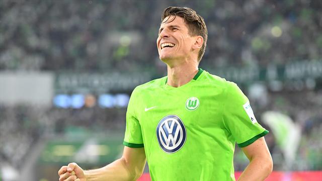 Wolfsburg remporte le barrage aller