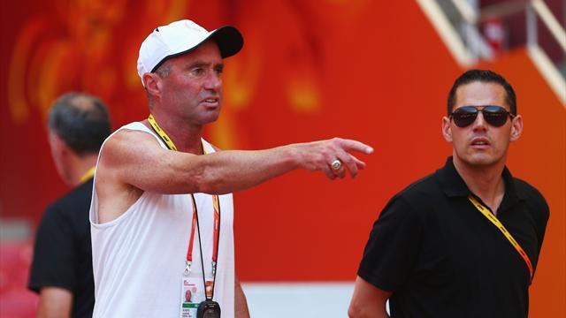 Nike met fin à l'Oregon Project après la suspension de Salazar pour dopage