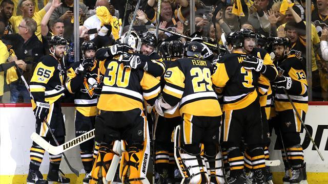 Krimi gegen Ottawa: Pittsburgh komplettiert Finale gegen Nashville