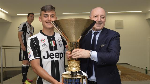 Juventus, Marotta blinda Allegri: