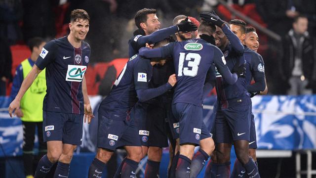 Voici les 10 plus beaux buts de la saison en Coupe de France