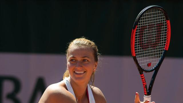 Kerber out at French Open