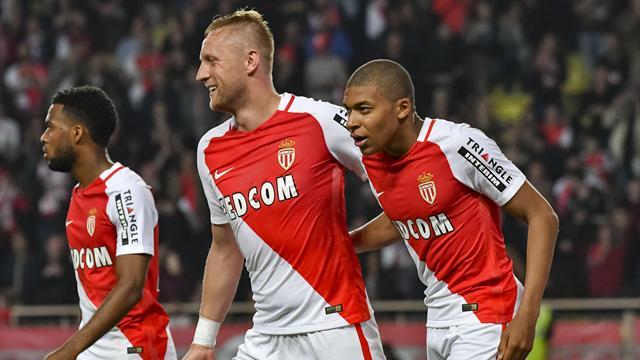 Monaco, Mbappé :