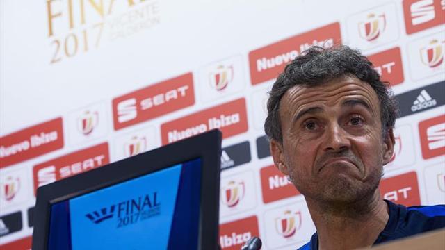 Luis Enrique no se cierra las puerta a volver al Barça en el futuro