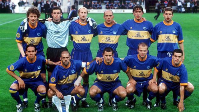 El Alavés sueña con su primer título 16 años después de la hazaña de Dortmund