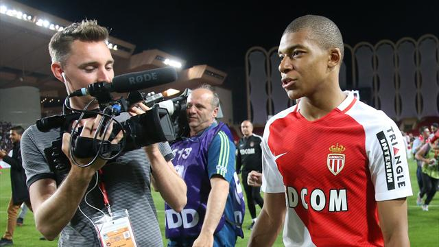 Mbappe: Zidane made me love football, Buffon deserves Ballon d'Or